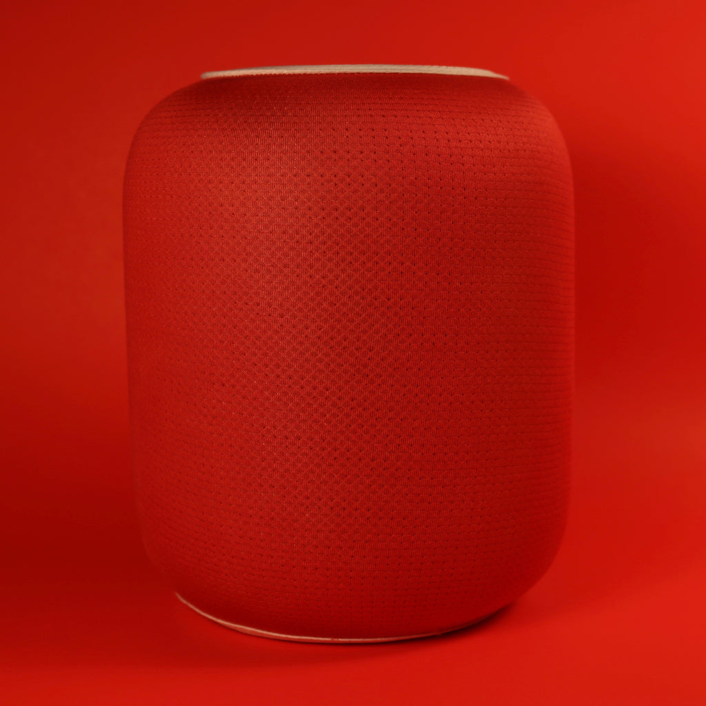 HomePod Sleeve - Bring your HomePod to life! Red