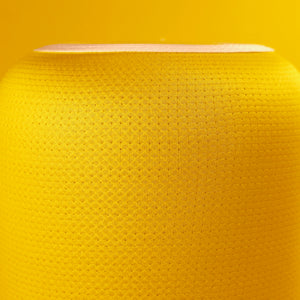 HomePod Sleeve - Bring your HomePod to life! Yellow