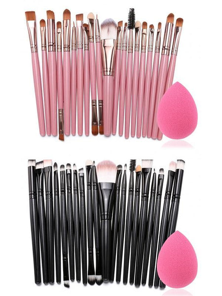 2lovit Blend Brush Make Up Set (20 pcs)