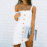 2lovit Plain Comfy Off Shoulder Dress