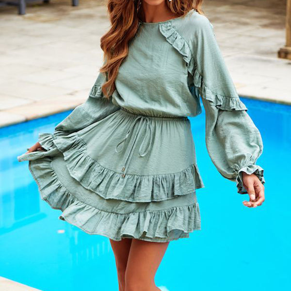 2lovit Cute Comfy Partially Lined Dress