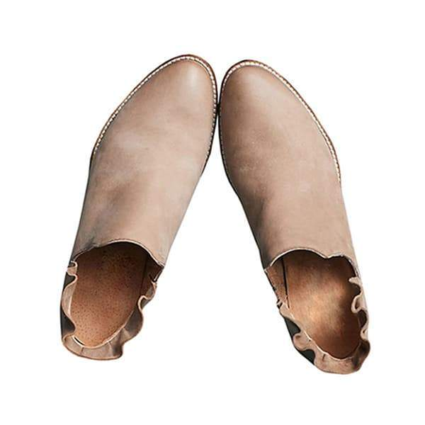 2lovit Nubuck Solid Lace Daily Booties