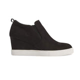 2lovit Womens Wedge Platform Sneakers