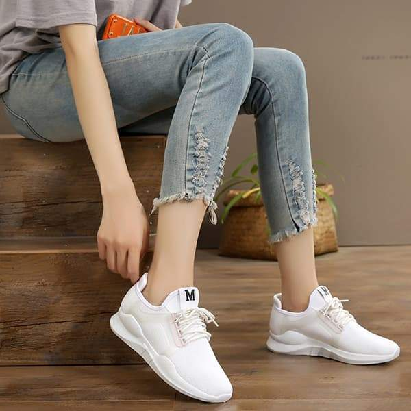 2lovit Women's Casual Running Shoe