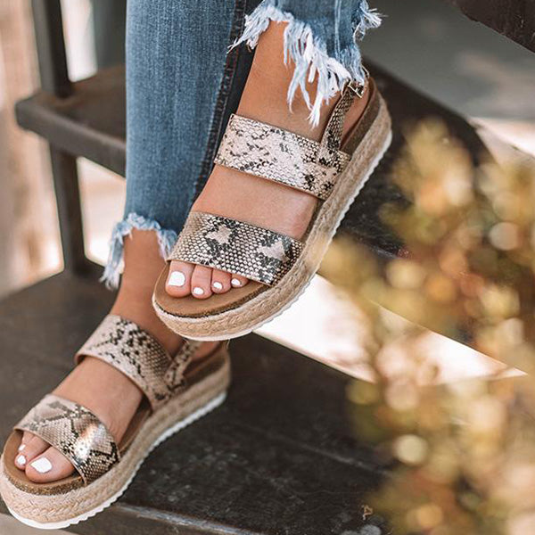 2lovit Women Lovely Summer Casual Sandals