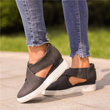 2lovit Closed Toe Daily Casual Sneakers