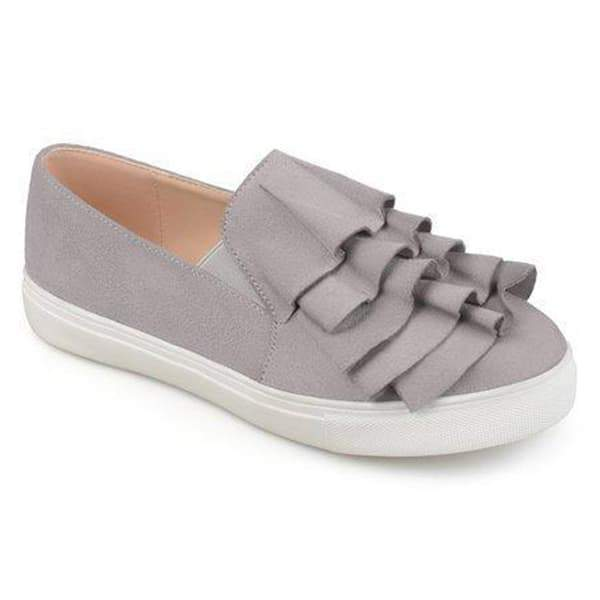 2lovit Canvas Loafers 3D Round Toe Flats