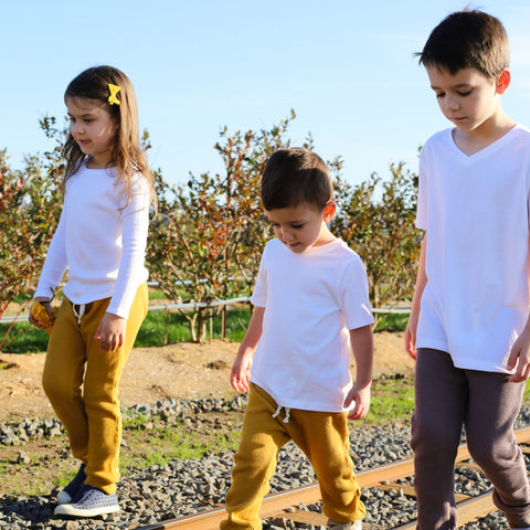 Organic Kids Clothes from Tuesday June