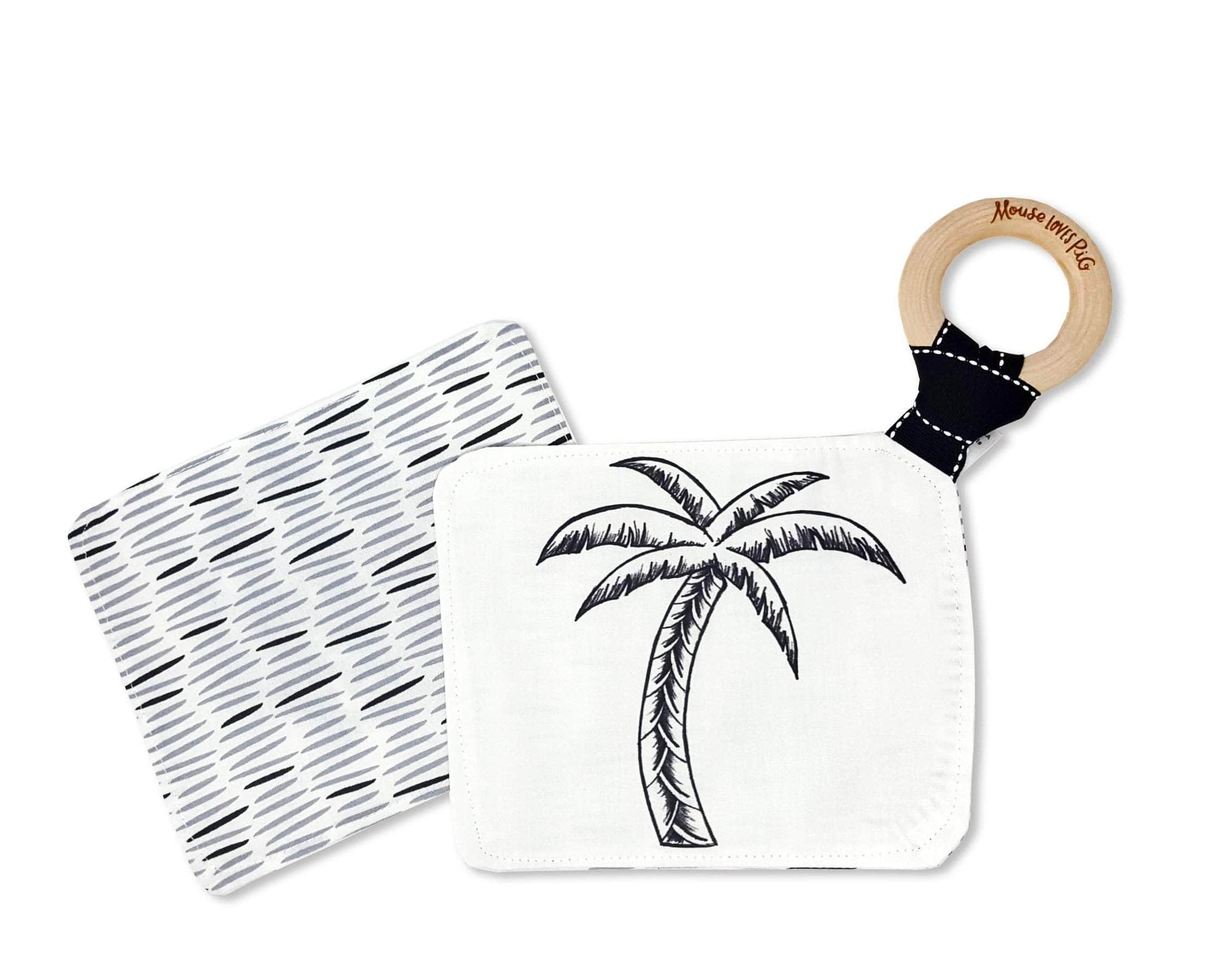 Crinkle Baby Toy - Palm Tree
