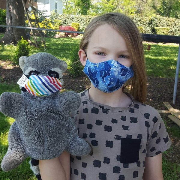 Face Mask for Dolls and Stuffed Animals