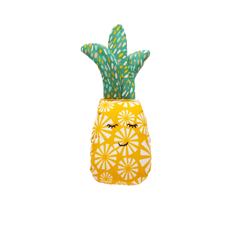 Best Infant Toys - Pineapple Rattle - Mouse Loves Pig