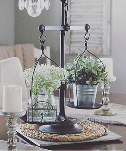 farmhouse table center piece farmhouse centerpiece Farmhouse scale balance scale decorative scale modern farmhouse rustic centerpieces scale vintage scale antique scale rustic centerpiece