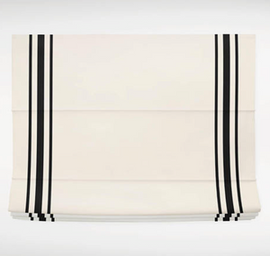 Flat Valence Black stripe on Offwhite