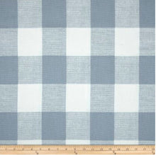 Buffalo check roman shades pleated london aqua plaid ecru french gray grey blue navy aqua buffalo plaid shade cordless child safe gingham