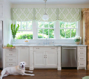 Kitchen Window Valence Custom Fabric window valance custom length and width designer kitchen valance fabric cornice pleated white bath shade