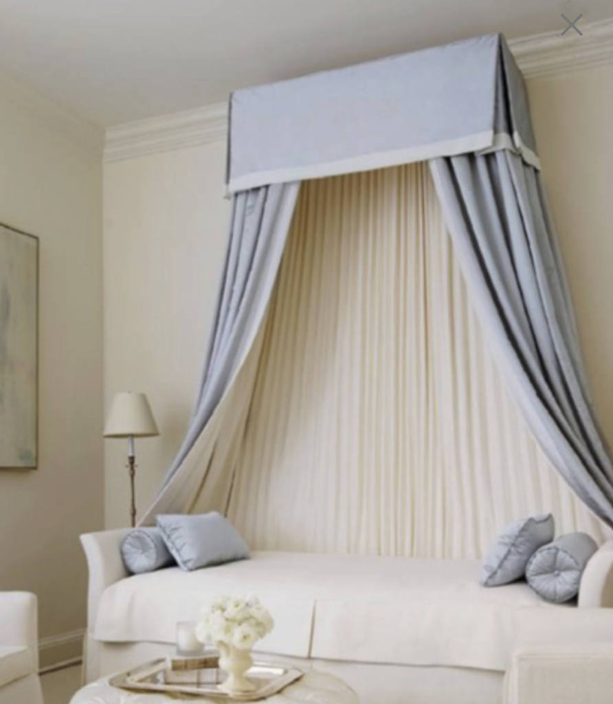 Well-liked Bed canopy cornice board cornice box over bed crib canopy bed  EK87
