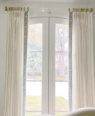 Greek Key Curtains grey trim wide trimmed curtains white linen contemporary greek key curtains with trim custom wide curtains long curtains