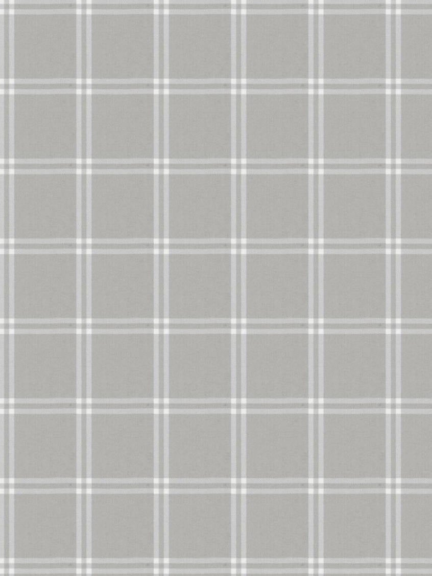 French Grey Curtains Grey Plaid Curtains Country Farmhouse