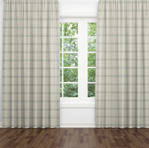 French grey curtains grey plaid curtains country farmhouse curtains buffalo check curtains grey french gray curtains window pane plaid gray