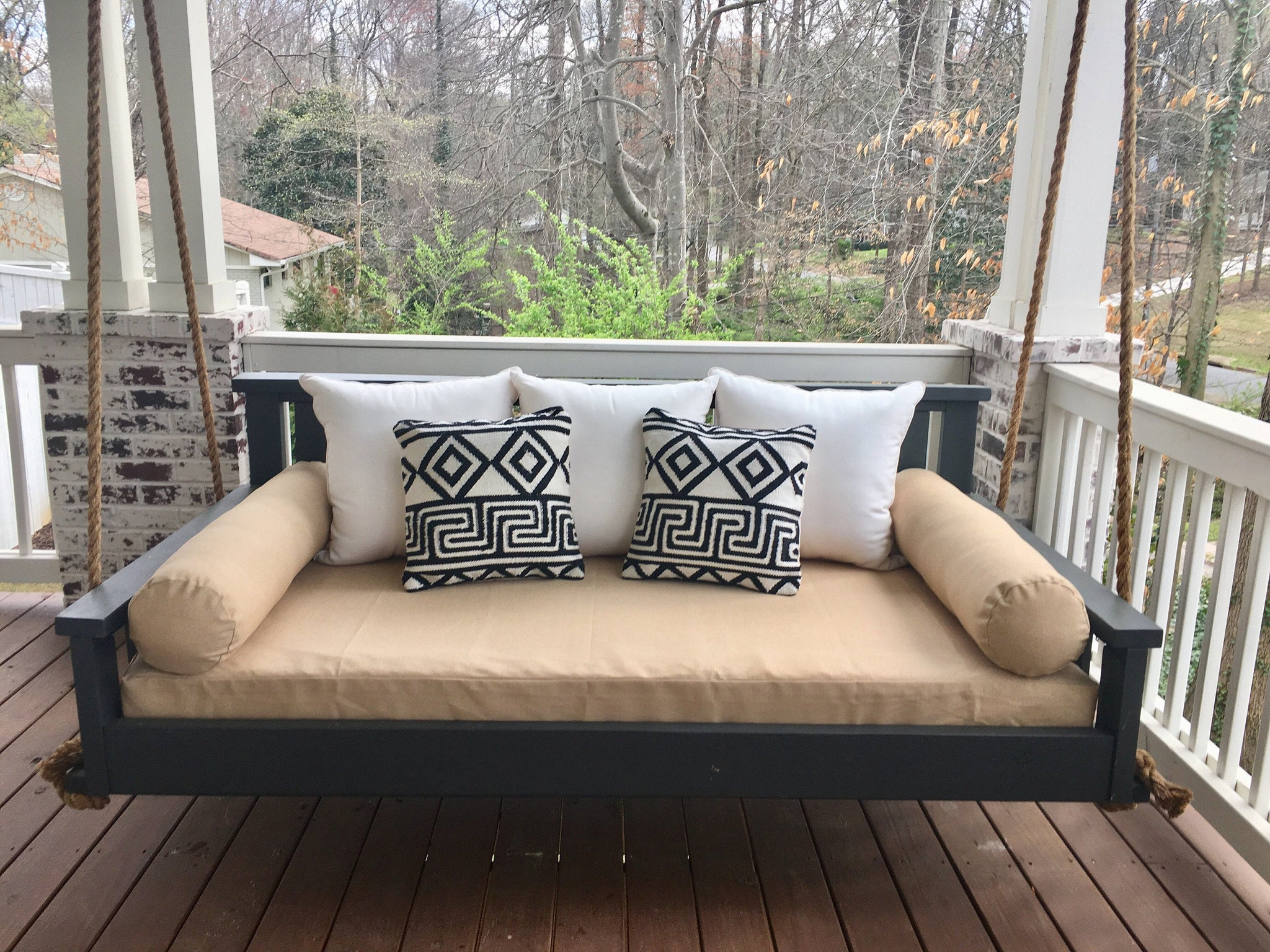 Beige Daybed Cover Mattress Cover Mattress Cover Indoor Outdoor Tan Ma Jll Home