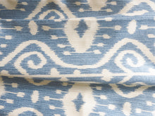 Blue ikat curtains light blue curtains ikat curtains blue drapes ikat curtain panels blue ikat fabric blue white curtains long curtains wide