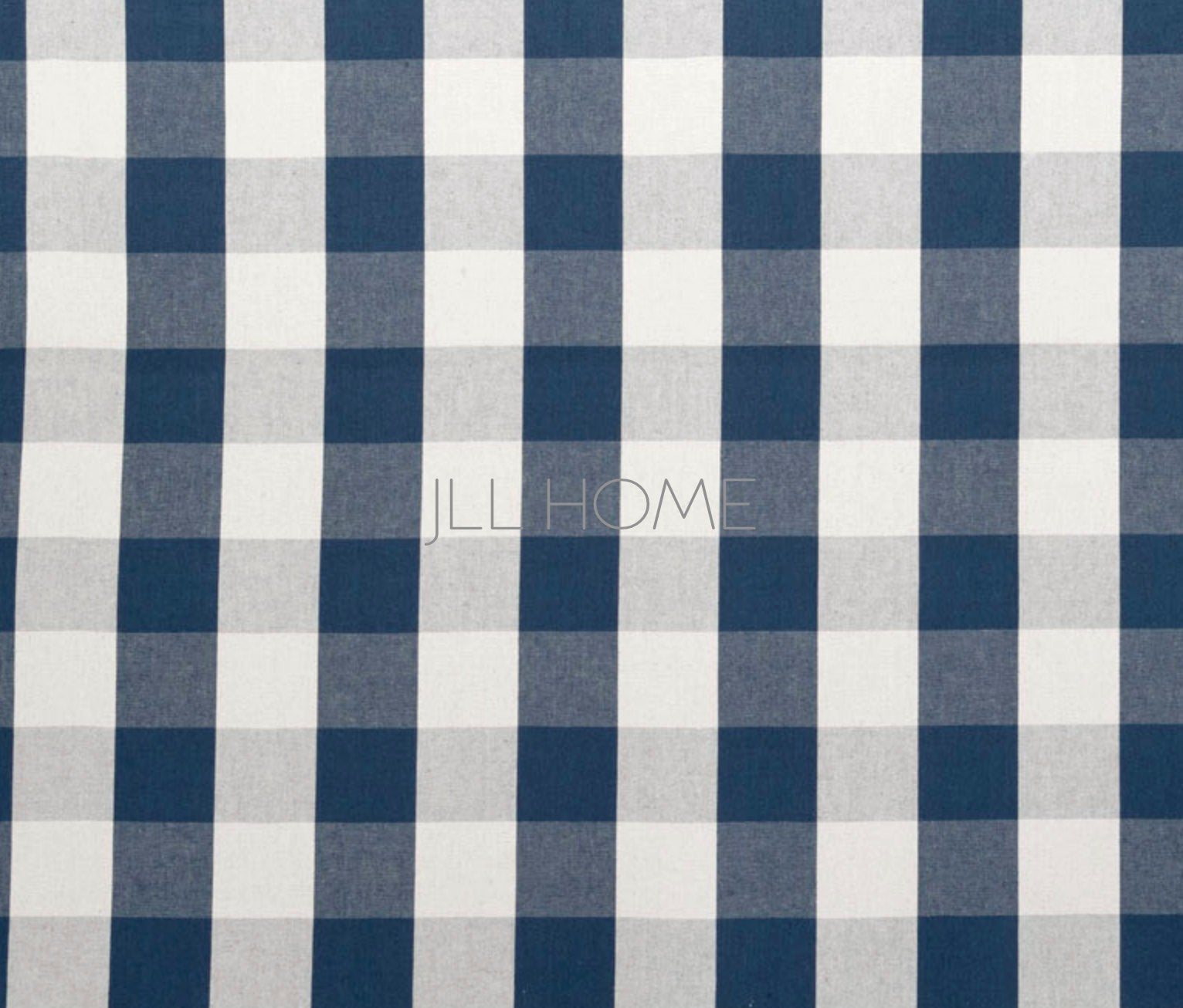 New Farmhouse Curtains Buffalo Check Curtains Blue Plaid Curtains Blue Jll Home