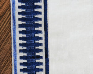 Greek Key Curtains with velvet trim tap curtains navy trim curtains Trimmed drapes curtain panels curtains with trim tape ribbon grey beige