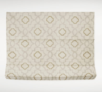 Roman shades taupe beige grey roman shade on offwhite cotton living room roman shade kitchen faux roman shades bedroom window shade door