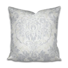French grey pillow grey linen pillow gray linen pillow french gray pillow french country pillow neutral soft linen downton graphite pillow