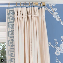 Samuel & Sons Trim curtain trim wide trim tape velvet pink velvet trim aqua velvet trim wide tape curtain trims RHODES ÉPINGLÉ