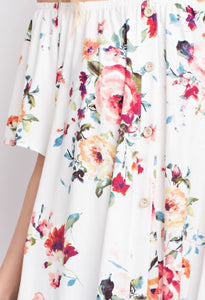 Floral Summer Top