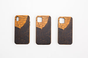 NEW!! 'Na Pali' Wooden iPhone case (XR, 11, 11Pro)