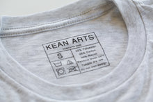 'Indigo' (Kean Arts Original T-shirt)