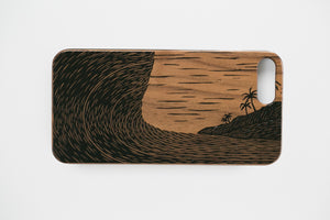 'Fluid Dynamics' iPhone case (X, XS, XR)