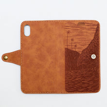 NEW!! 'Na Pali' vegan leather iPhone case