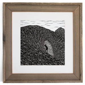 'Lost Arc' Giclee Art Print