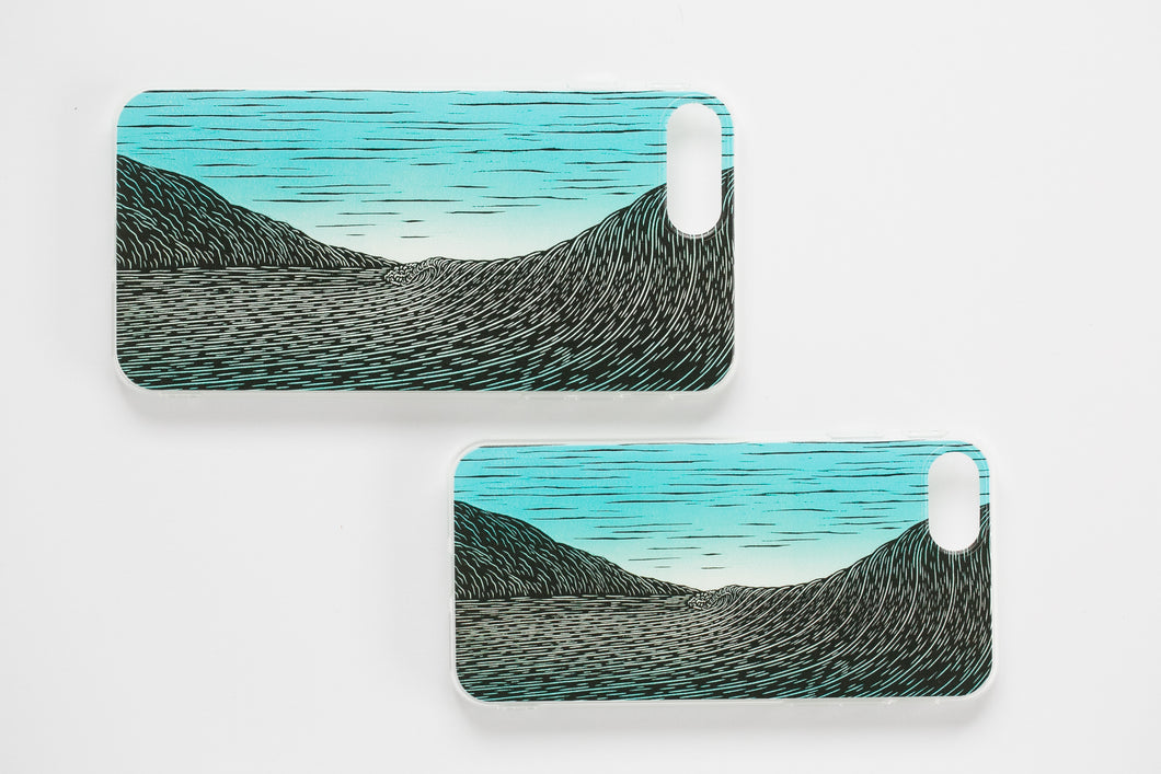 'Cliff's' iPhone case (X, XS)