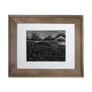 **NEW** 'Wavescape' Giclee Art Print