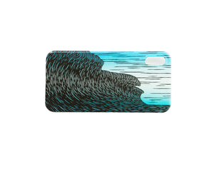 'Three Peaks' iPhone case