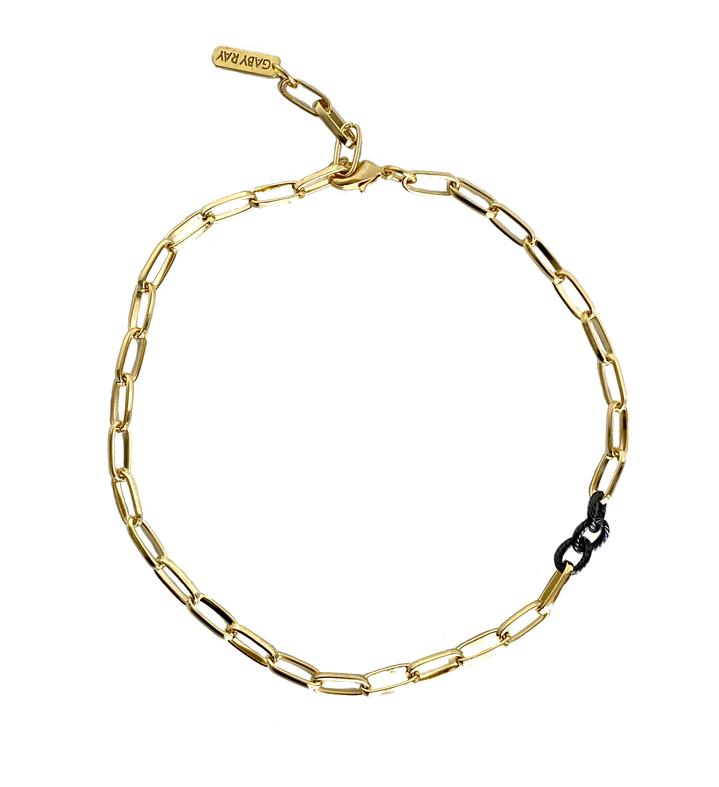 Gaby Ray Adry Chain Necklace