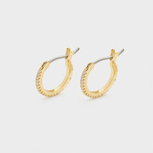 Gorjana Shimmer Huggies Earrings