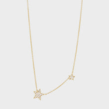 Gorjana Super Star Shimmer Necklace