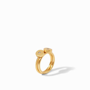 Julie Vos Poppy Stacking Ring