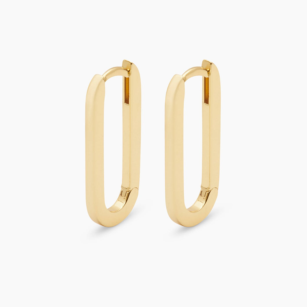 Gorjana Parker Huggie Earrings
