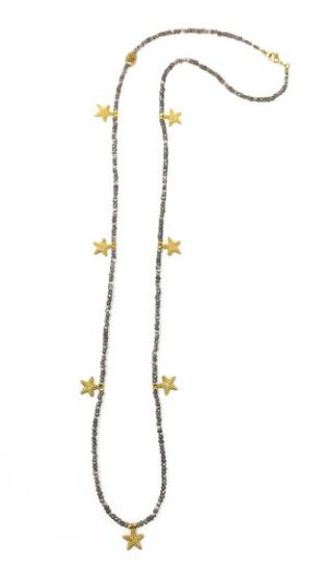 Gaby Ray Starfish Necklace