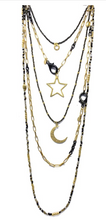 Gaby Ray Lila Star Chain Necklace