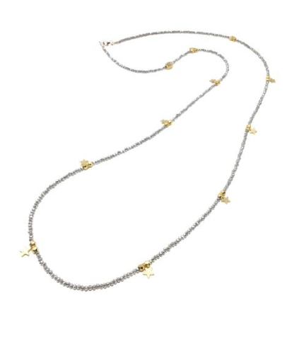 Gaby Ray Sia Star Necklace