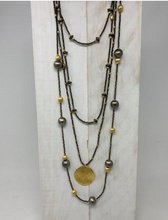 Gaby Ray Baty Necklace