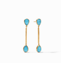 Julie Vos Cassis Duster Earring