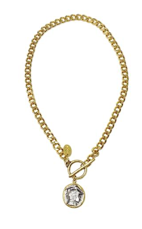 Gaby Ray Taylor Chain Necklace